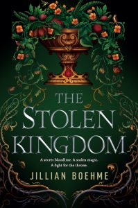 The Stolen Kingdom Jillian Boehme
